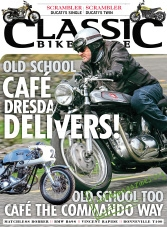 Classic Bike Guide – February 2015