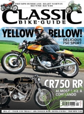 Classic Bike Guide - April 2015