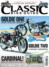 Classic Bike Guide - May 2015