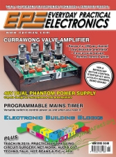 Everyday Practical Electronics - November 2015