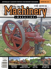 The Old Machinery Magazine - October/November 2015