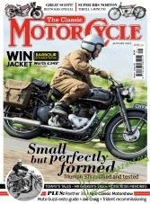 The Classic MotorCycle - January 2015