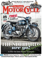 The Classic MotorCycle - March 2015