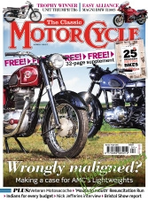 The Classic MotorCycle - April 2015