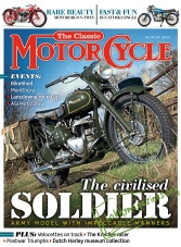 The Classic MotorCycle - August 2015