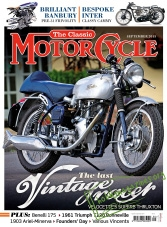 The Classic MotorCycle - September 2015