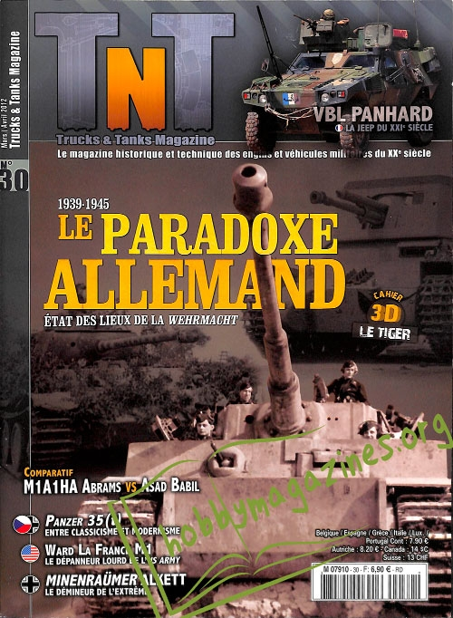 Trucks Amp Tanks Magazine 30 187 Hobby Magazines Free