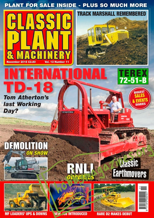 Classic Plant & Machinery - November 2015