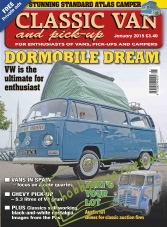 Classic Van and Pick-Up - January 2015