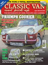Classic Van and Pick-Up - April 2015