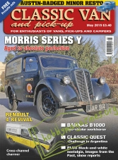 Classic Van and Pick-Up - May 2015