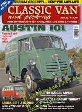 Classic Van & Pick-up - July 2015