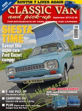 Classic Van & Pick-up - September 2015