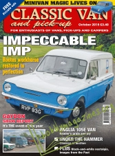 Classic Van & Pick-up – October 2015