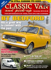 Classic Van & Pick-up - November 2015