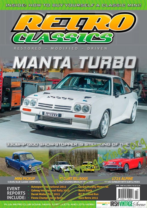 Retro Classics - April/June 2015