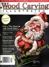 Woodcarving Illustrated - Premiere Issue - Christmas 1997