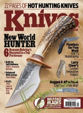Knives Illustrated – December 2015