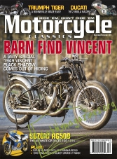 Motorcycle Classics – November/December 2015