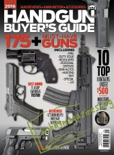 Gun World – Handgun Buyer's Guide – Winter 2016