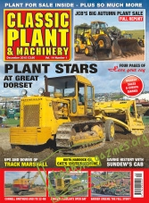 Classic Plant & Machinery - December 2015