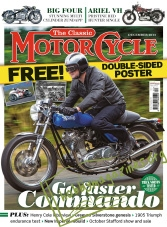 The Classic MotorCycle – December 2015