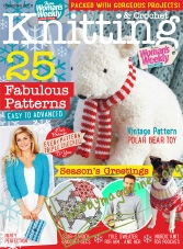 Knitting & Crochet - December 2015