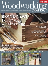 Woodworking Crafts 01 - June 2015