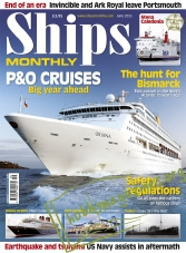Ships Monthly - June 2011