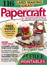 Papercraft Inspirations – Christmas 2015
