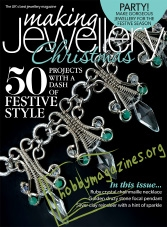 Making Jewellery – December 2015