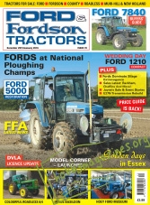 Ford & Fordson Tractors - December/January 2016