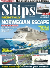 Ships Monthly - January 2016