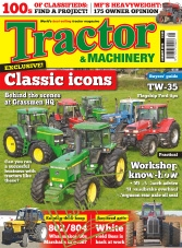 Tractor & Machinery – January 2016