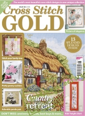 Cross Stitch Gold Issue 125