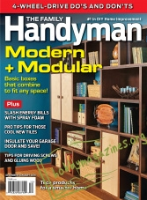 Family Handyman - December/January 2016