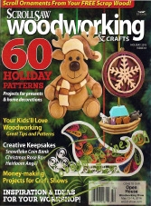 Scrollsaw Woodworking & Crafts #61 - Holiday 2015