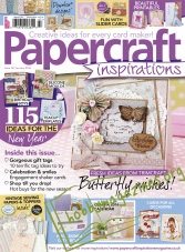 PaperCraft Inspirations - January 2016