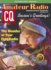 CQ Amateur Radio - December 2015