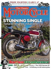 The Classic MotorCycle - January 2016