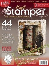 Craft Stamper - January 2016