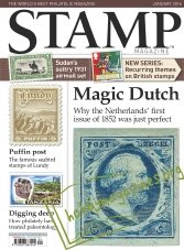 Stamp Magazine - January 2016