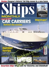 Ships Monthly - July 2011