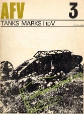 AFV Weapons Profile 03 : Tanks Marks I to V