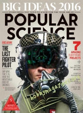 Popular Science - January/February 2016