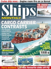 Ships Monthly - February 2016