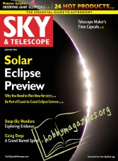 Sky & Telescope - January 2016