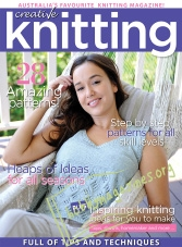 Creative Knitting Iss.51 2015