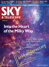 Sky & Telescope - February 2016