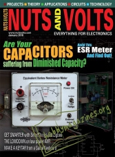 Nuts And Volts - January 2016